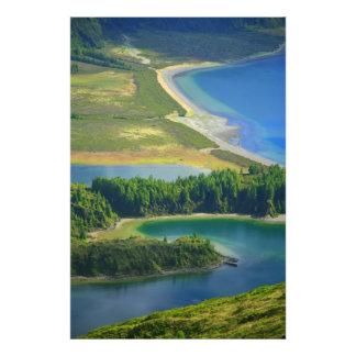 Lagoa hace Fogo, Azores Arte Fotografico
