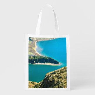 Lagoa hace Fogo Bolsa Reutilizable