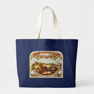 Lagonda Agricultural Works Large Tote Bag
