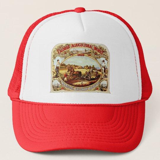 Lagonda Agricultural Works Trucker Hat