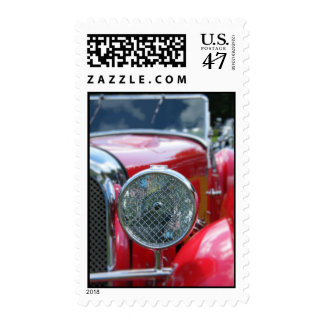 Lagonda Postage Stamp