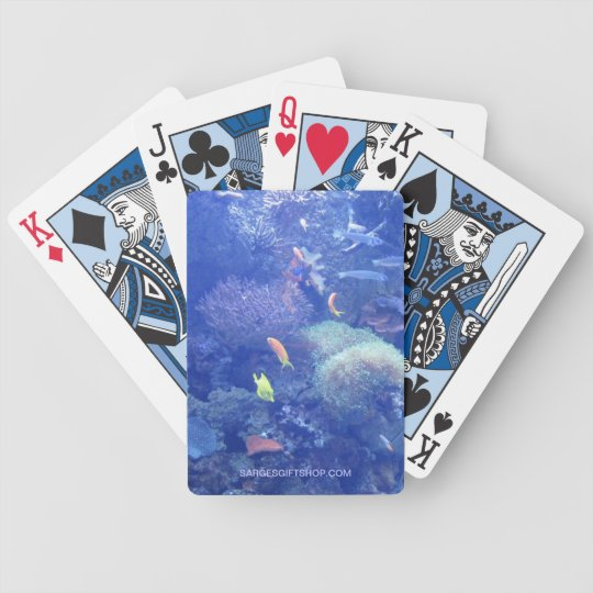 LAGOON BICYCLE PLAYING CARDS