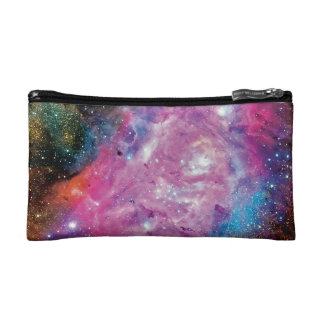 Lagoon Emission Nebula Interstellar Cloud Photo Makeup Bag