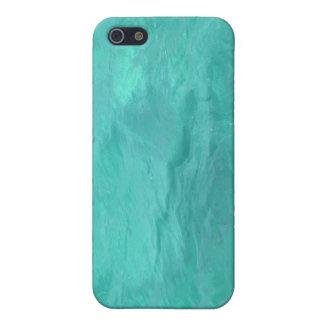 lagoon iPhone 5 cover