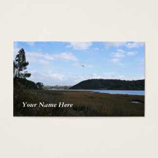 Lagoon Landscape Business Card