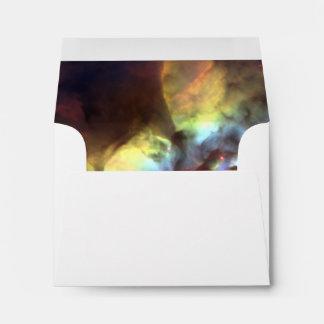 Lagoon Nebula Envelopes