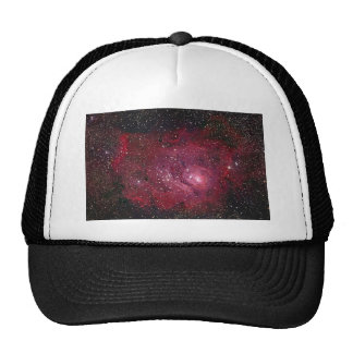 Lagoon Nebula Hat