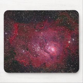 Lagoon Nebula Mousepads
