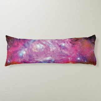 Lagoon Nebula NGC 6523 Body Pillow