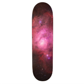Lagoon Nebula - Our Breathtaking Universe Skateboard Deck