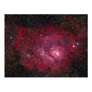 Lagoon Nebula Postcards