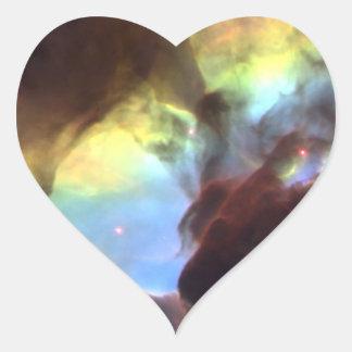 Lagoon Nebula Stickers