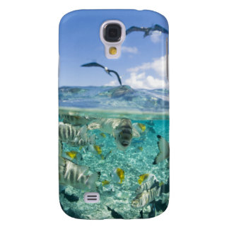 Lagoon safari trip featuring Stingrays Galaxy S4 Cover
