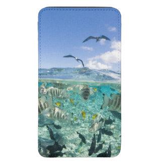 Lagoon safari trip featuring Stingrays Galaxy S5 Pouch