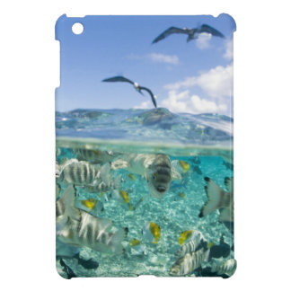 Lagoon safari trip featuring Stingrays iPad Mini Cover