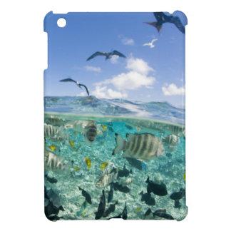 Lagoon safari trip featuring Stingrays Case For The iPad Mini