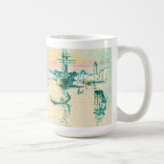 Lagoon Venice Italy 1909 Coffee Mug