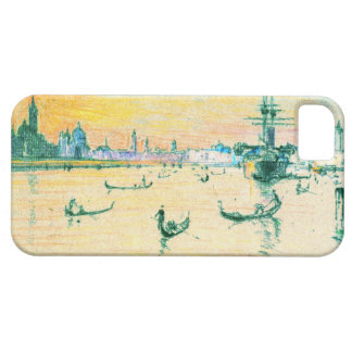 Lagoon Venice Italy 1909 iPhone SE/5/5s Case