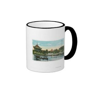 Lagoonland Music Pavilion Mug