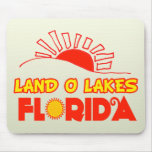 Lagos land O, la Florida Alfombrilla De Raton