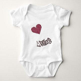 Lagos Love Baby Bodysuit