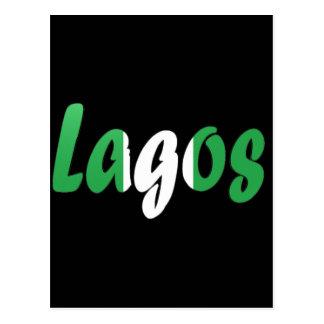 Lagos, Nigeria Postcard