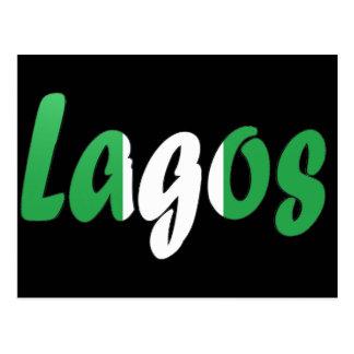 Lagos, Nigeria Tarjetas Postales