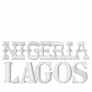 LAGOS NIGERIA TRACKSUIT TRACK JACKET
