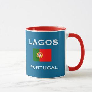 Lagos Portugal Crest Mug