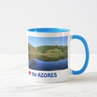 Lagos Sete Cidades en Azores