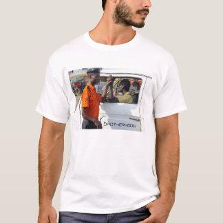 Lagos Traffic Warden & Danfo Driver (Brotherhood) T-Shirt