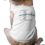 Lagotto Romagnolo Breed Monogram T-Shirt