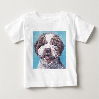 Lagotto Romagnolo fine art portrait Baby T-Shirt