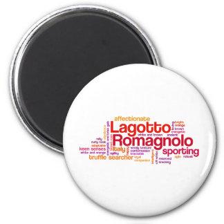 Lagotto Romagnolo Magnet