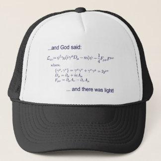 Lagrangian_QED_transp.png Trucker Hat
