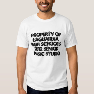 LaGuardia High School - Music Shirts