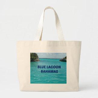 Laguna azul Bahamas Bolsa