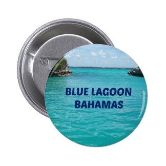 Laguna azul Bahamas Pins