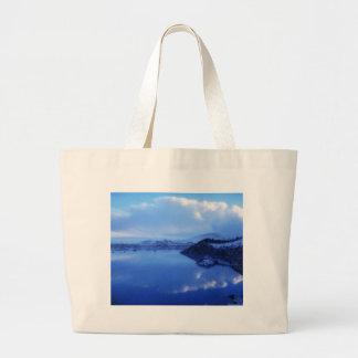 Laguna azul bolsa