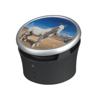 Laguna Azul, paisaje con los caballos Altavoz Con Bluetooth