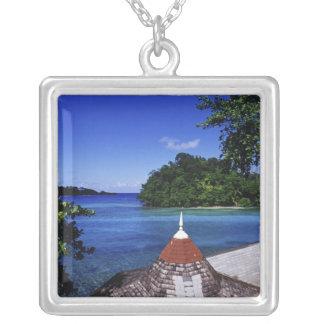 Laguna azul, puerto Antonio, Jamaica Pendiente