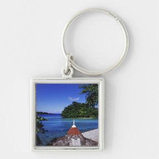 Laguna azul, puerto Antonio, Jamaica Llaveros Personalizados