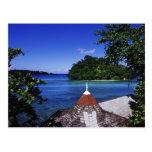 Laguna azul, puerto Antonio, Jamaica Postal