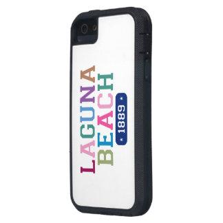 Laguna Beach 1889 iPhone SE/5/5s Case