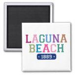 Laguna Beach 1889 Magnet