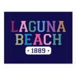 Laguna Beach 1889 Postcard