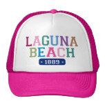 Laguna Beach 1889 Trucker Hat