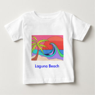 Laguna Beach Beach Baby T shirt