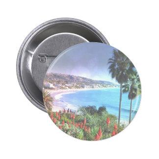 Laguna Beach California, efectividad suave Pin