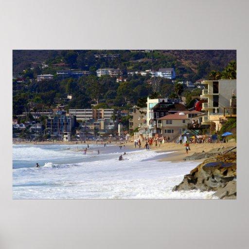 Laguna Beach California Posters